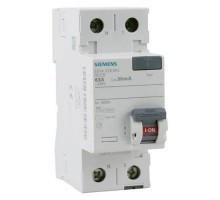 SIEMENS Interrupteur différentiel 63A type AC 30mA