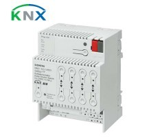 siemens knx interface bouton poussoir 2 entr es bin. Black Bedroom Furniture Sets. Home Design Ideas