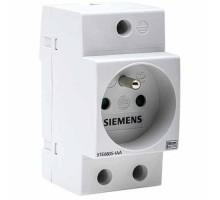 SIEMENS Prise de courant modulaire avec mise en terre 16A