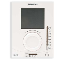 SIEMENS Thermostat d'ambiance digital programmable journalier
