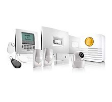 SOMFY IO / RTS Pack alarme Protexial Connect Vidéo