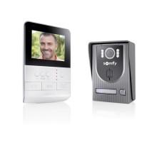 SOMFY RTS Visiophone V100 moniteur intérieur