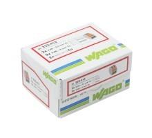 WAGO S222 50 bornes de connexion automatique 2 fils