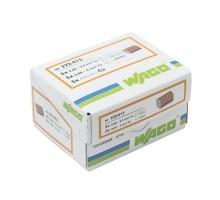 WAGO S222 40 bornes de connexion automatique 5 fils