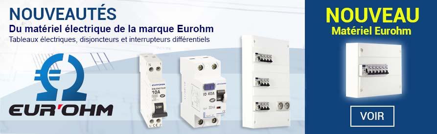Matériel électrique Eurohm