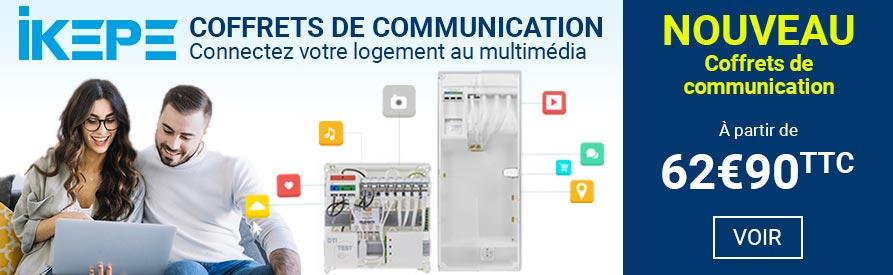 Coffrets de communication Ikepe V2