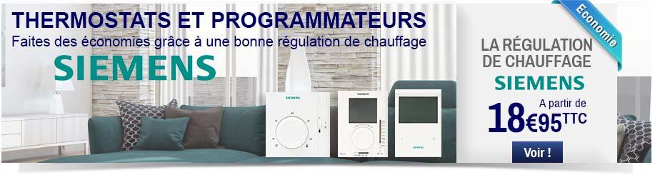 Thermostats Siemens