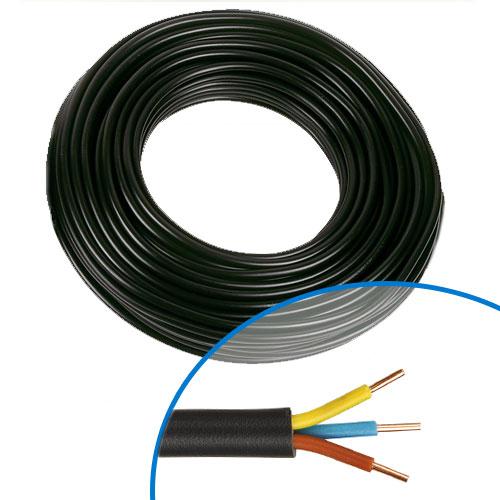 Choisir le disjoncteur adapt la section du c ble lectrique - Norme cable electrique ...