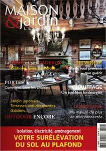 123elec dans la presse for Magazine maison jardin